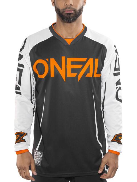 ONeal Mayhem Lite Jersey Men Blocker (black/white/orange)